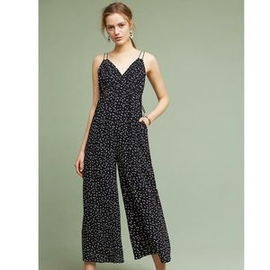 Anthropologie Maeve Finley Wide-Leg Jumpsuit